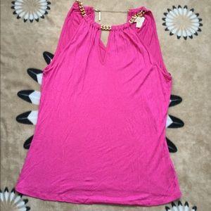 Michael Kors pink top